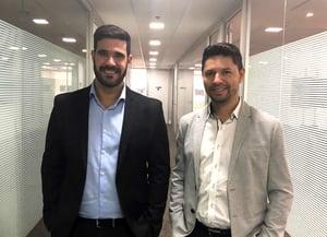 Felipe Medeiros e Eduardo Miguel