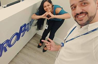 Comunicação interna: ProPay realiza ação para engajar colaboradores
