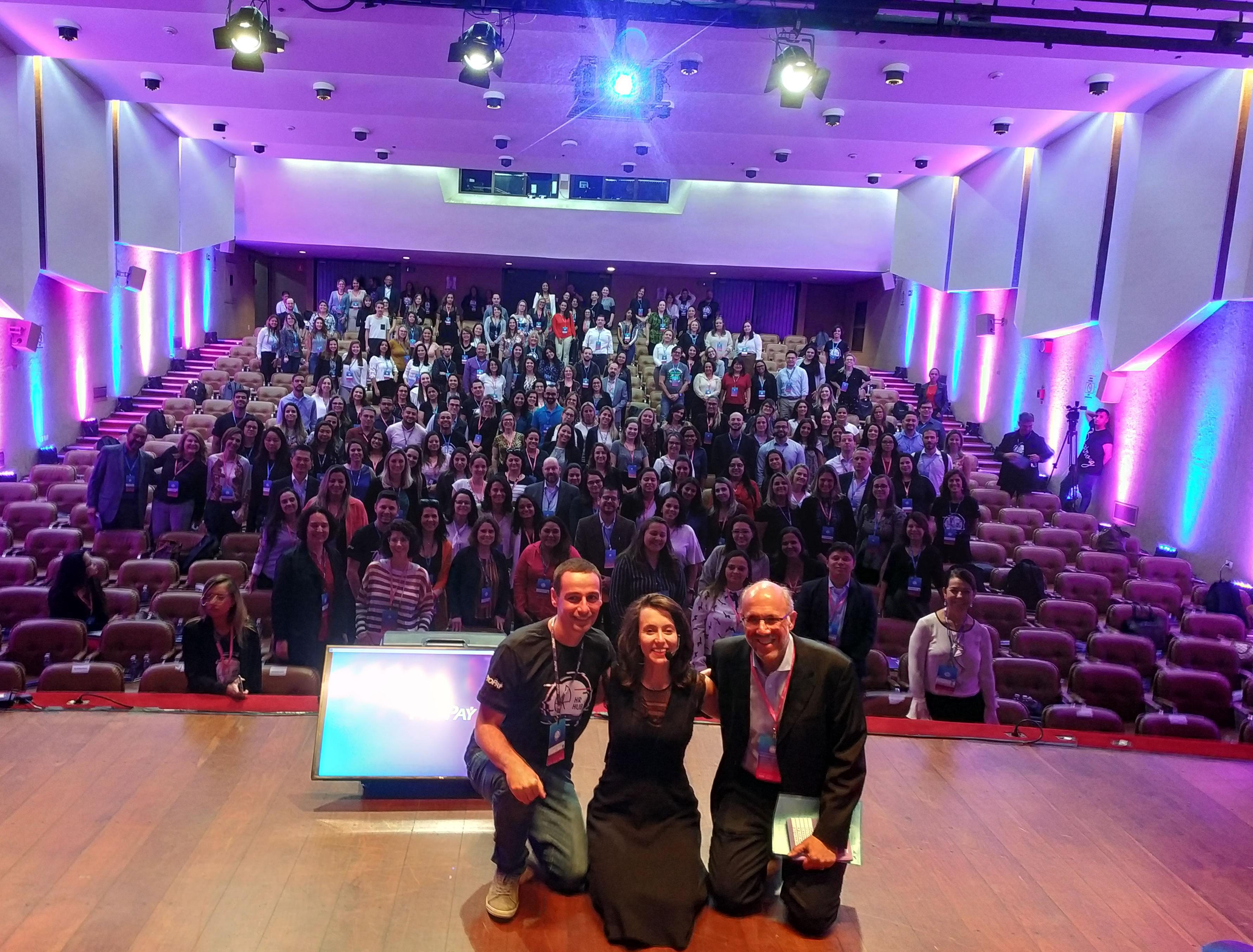 Workshop Humanos Digitais provocou reflexões para o público de RH