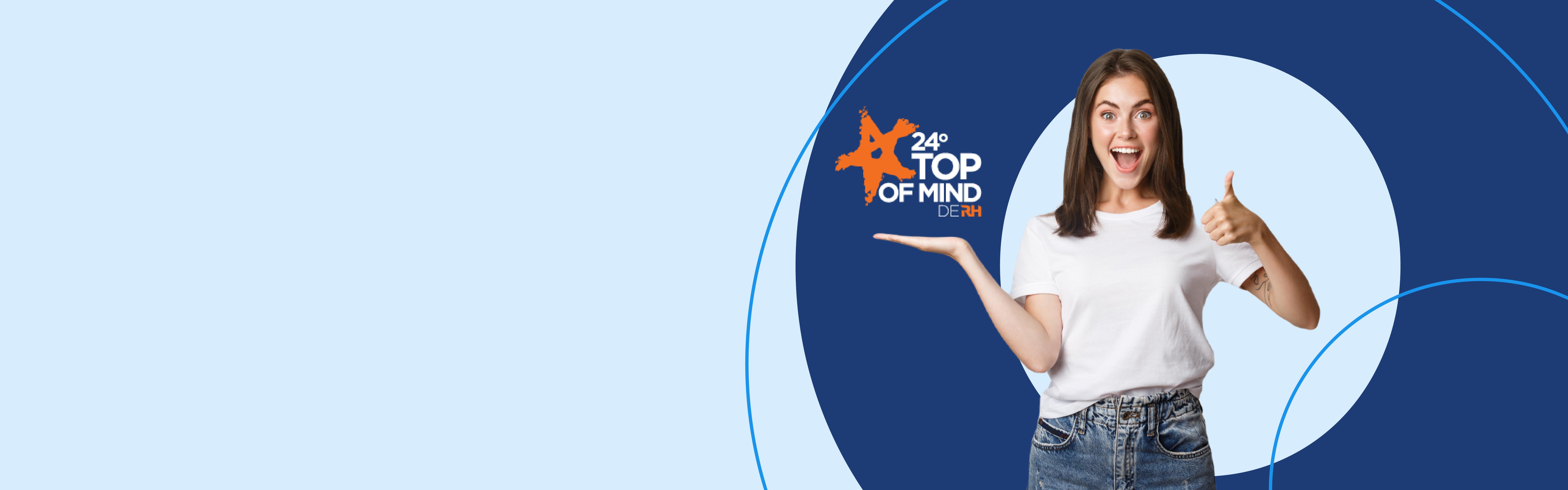 A Propay é Top 5 no Top of Mind de RH 2021