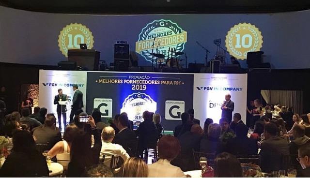 ProPay S.A mais uma vez é destaque na premiação Melhores Fornecedores para RH 2019