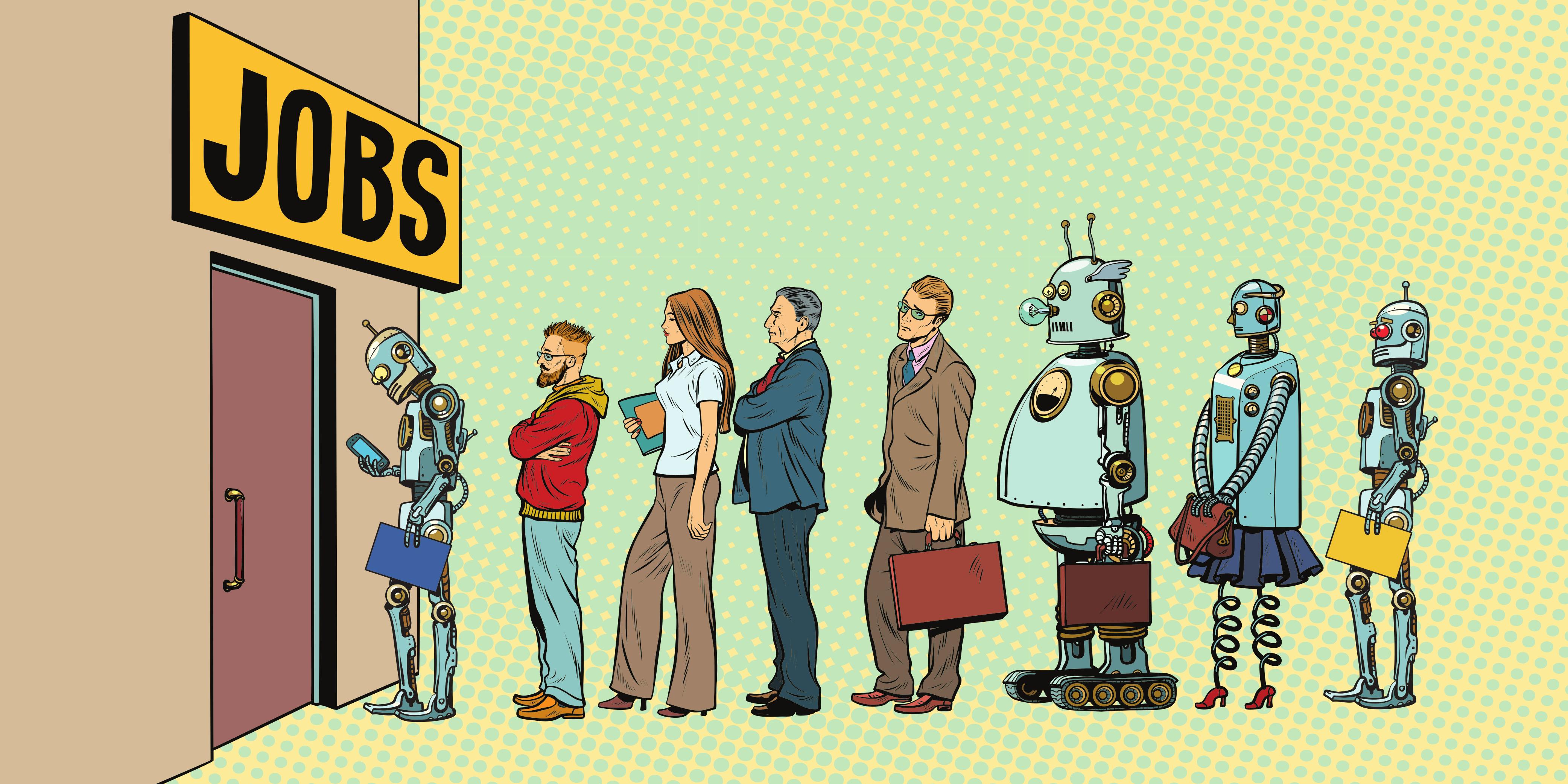 5 Tendências de trabalho para o futuro
